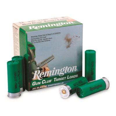 Remington 12GA Gun Club #8 Target Loads
