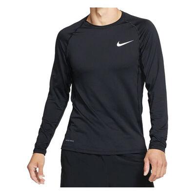 Nike Men's Long Sleeve Slim Fit Top