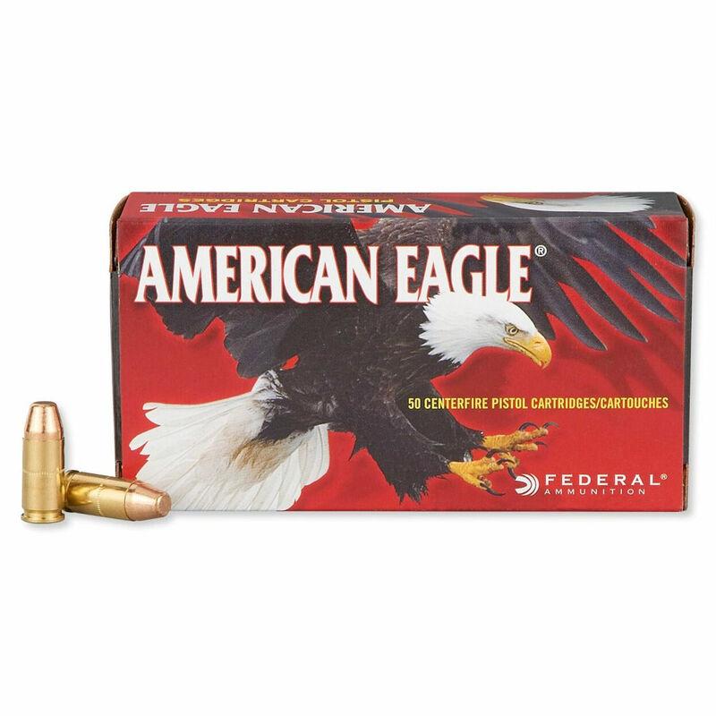 9MM 147GR American Eagle FMJ-FP, , large image number 0