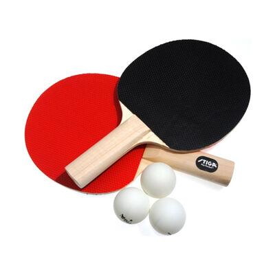 Stiga Classic Table Tennis 2-Player Paddle Set