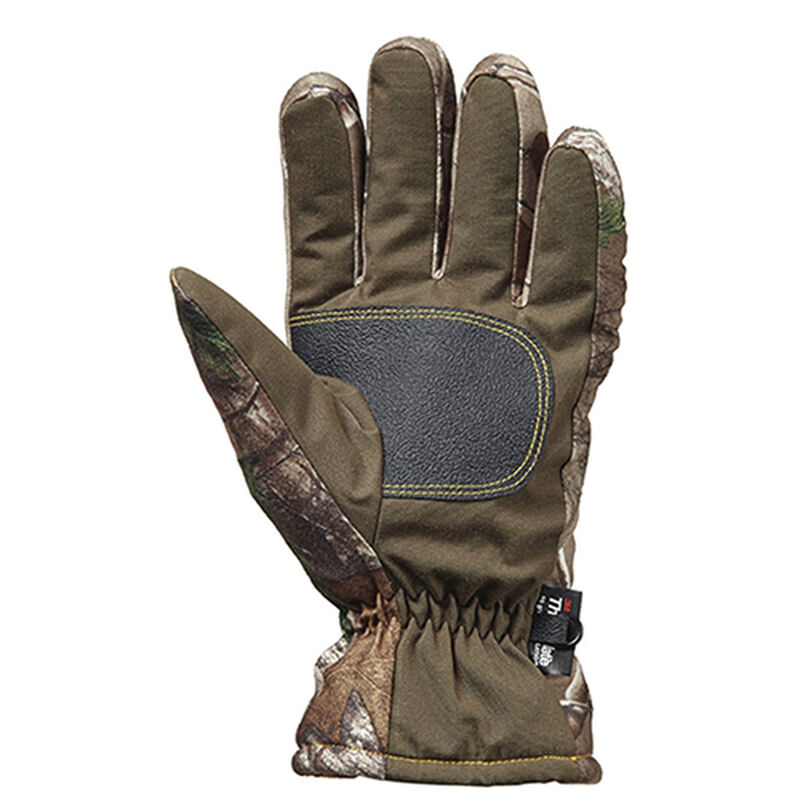 Insulated Hunting Glove, Realtree, large image number 1