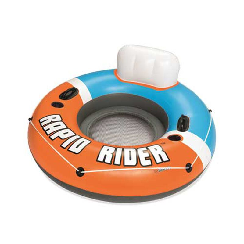 """53"""" Rapid River 1 Person River Tube, , large image number 1"""