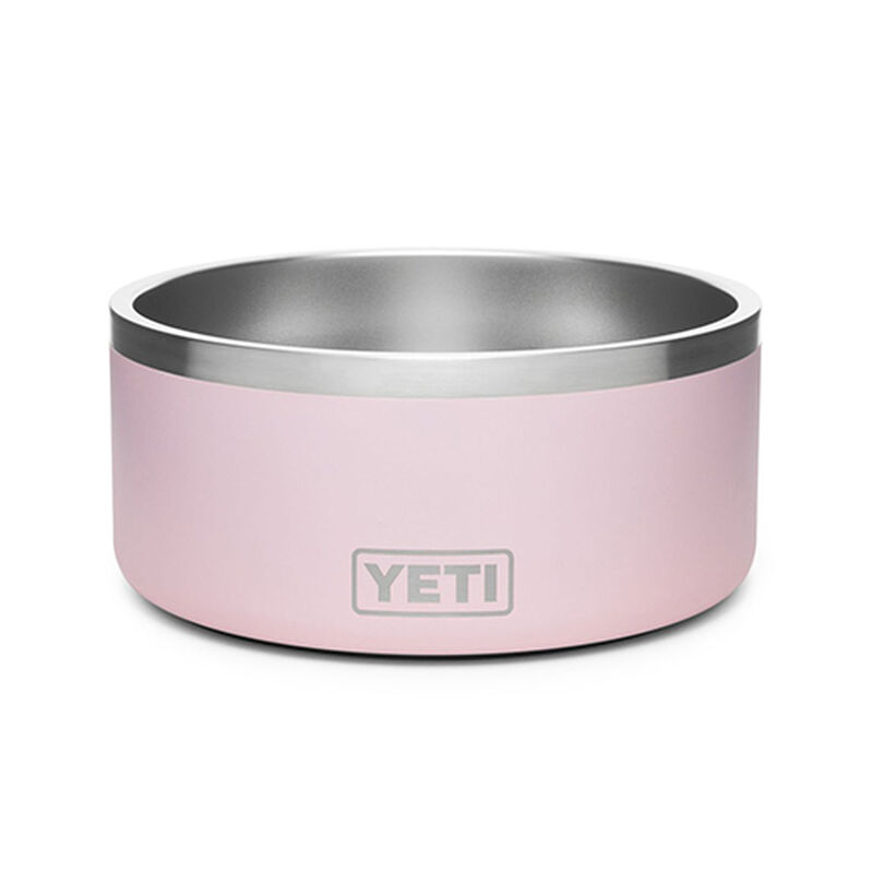 Boomer 8 Dog Bowl, Pastel Pink,Theatrical, large image number 0