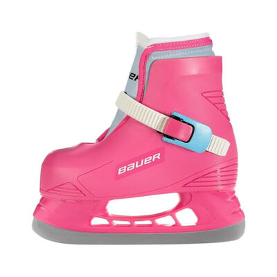 Bauer Girls' Lil Angel Ice Hocket Skates