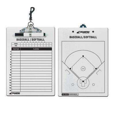 Champro Baseball/Softball Coach's Clipboard
