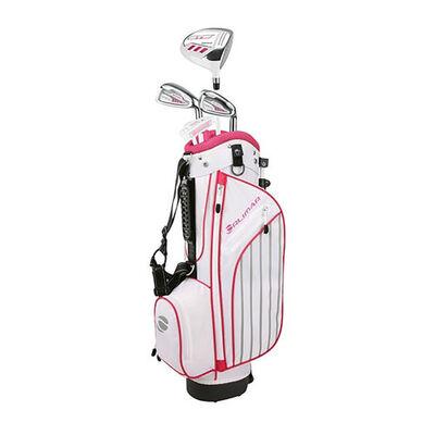 Orlimar Girls' ATS Junior Golf Set with Bag Ages 5-8