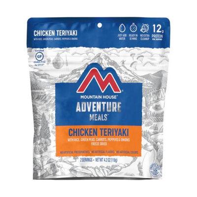 Mountain House Chicken Teriyaki with Rice