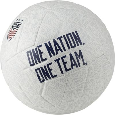 USA Strike Soccer Ball, Red, White And Blue, large