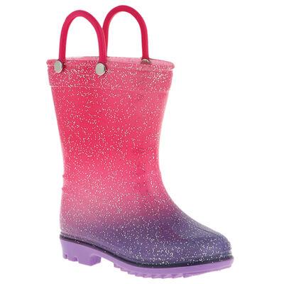 Capelli Sport Girl's Ombre Rain Boot