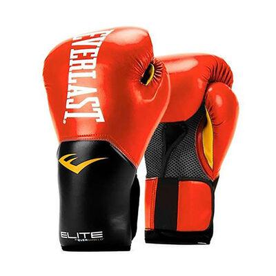 Everlast 14 Oz Pro Style Red Elite Boxing Gloves
