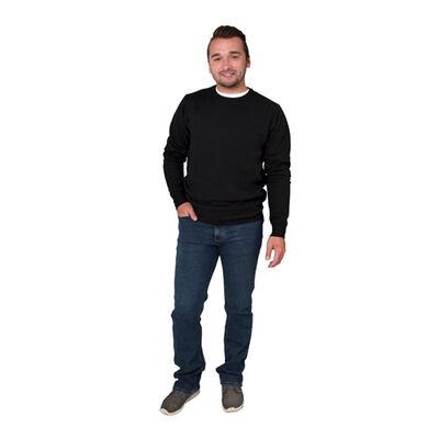 Men's 5 Pocket Regular Jeans, , large