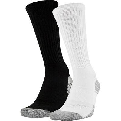 Men's 2 Pack Tech Crew Socks, , large
