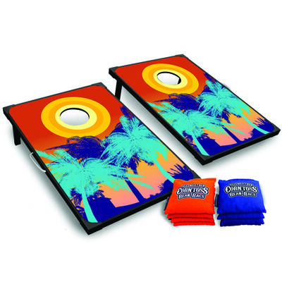 Beach Corntoss Game, , large