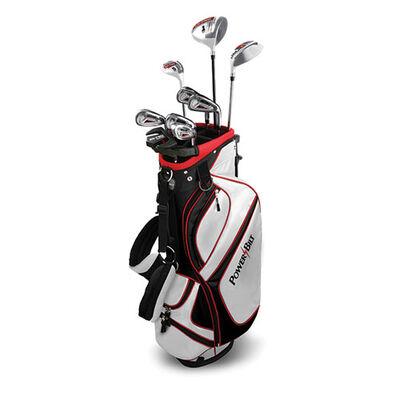 Powerbilt Golf Men's EX750 Right Hand Package Set