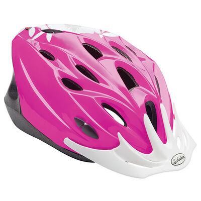 Schwinn Girl's Youth Code X Bike Helmet
