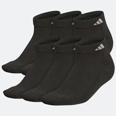 adidas Women's Low-Cut Athletic Socks 6-Pack