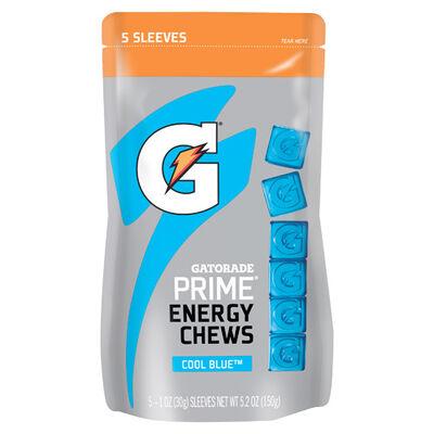 Gatorade Prime Cool Blue Energy Chews