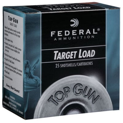 Federal Top Gun Target LDS Case 8