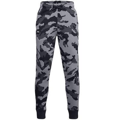 Under Armour Boys' Rival Fleece Printed Sweatpants