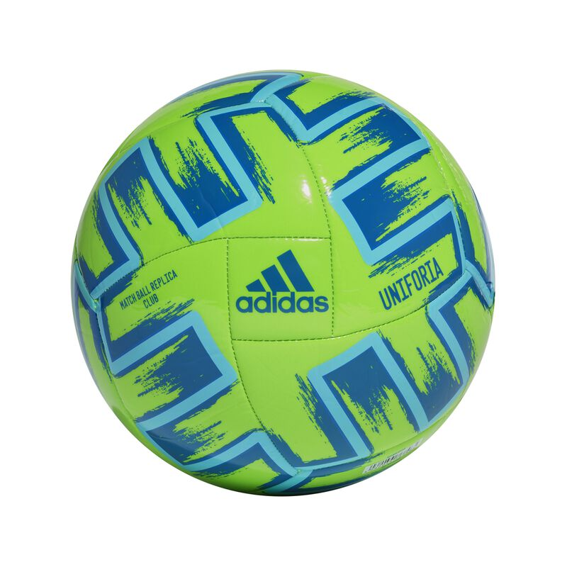 Uniforia Club Soccer Ball, Bright Grn,Kelly,Emerald, large image number 1