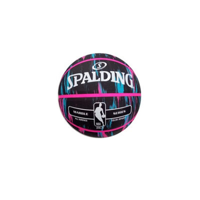 "Spalding NBA Marble Series 28.5"" Basketball"