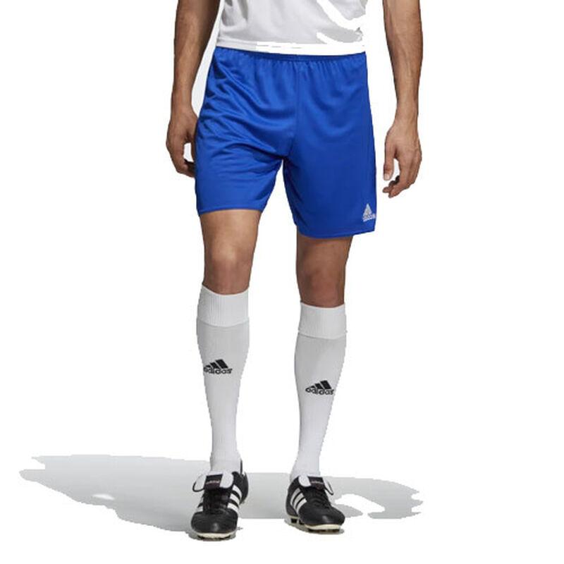 Men's Soccer Parma 16 Shorts, Royal Blue/Orange, large image number 0