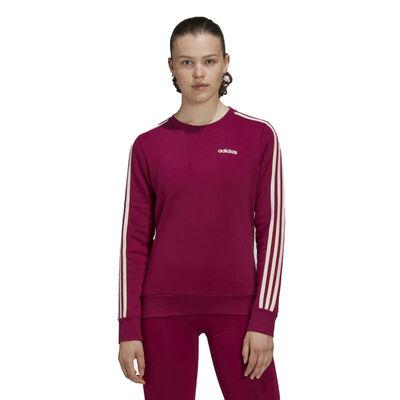 adidas Women's Essentials 3 Stripes Hoodie
