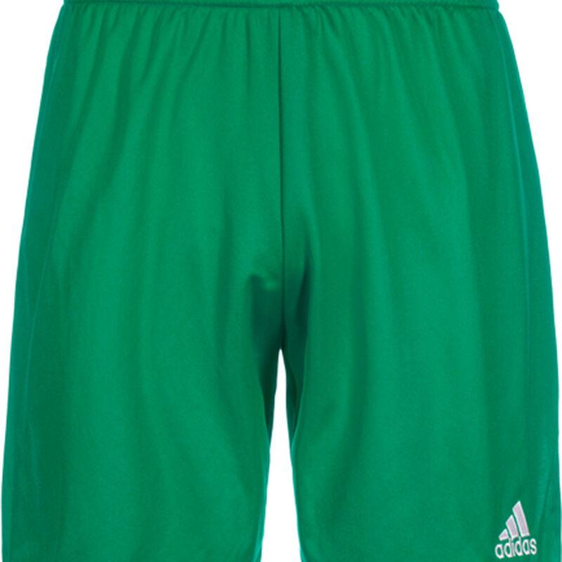 Men's Soccer Parma 16 Shorts, Black/Lime Green, large image number 0