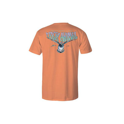 Southern Lure Men's Short Sleeve Party Animal Tee