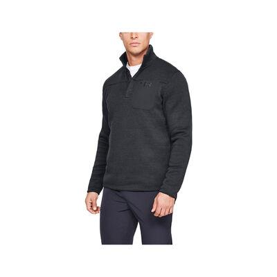 Under Armour Men's Long Sleeve Specialist Henley 2.0 Fleece