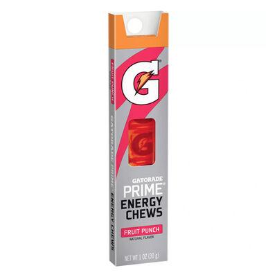 Gatorade Fuit Punch Prime Chews