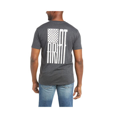 Ariat Men's US Heather Tee Shirt