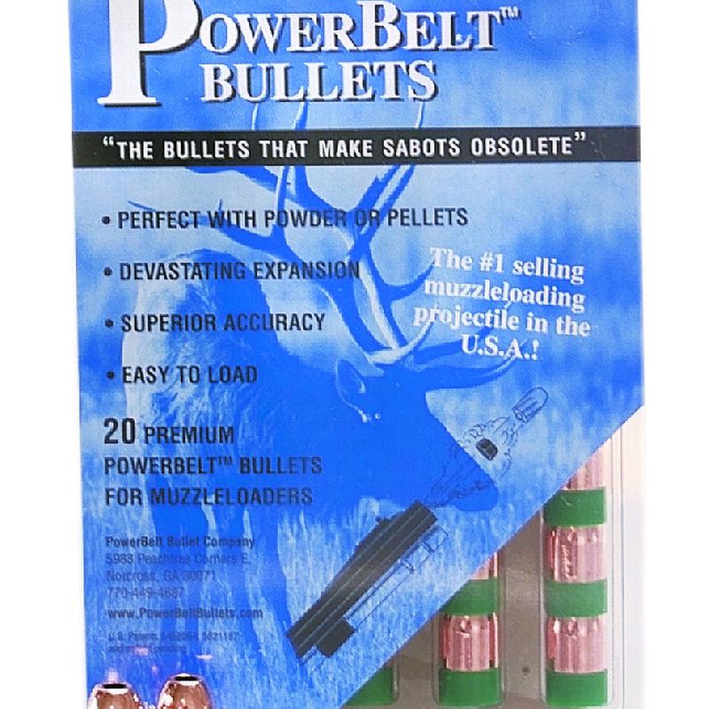 PowerBelt .45 Caliber Aero Tip Bullets, , large image number 0