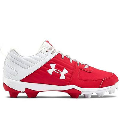 Under Armour Men's Leadoff Low Rubber Molded Baseball Cleats
