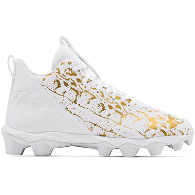 Under Armour Boys' Grade School Mid Distance Spiked Football Cleats