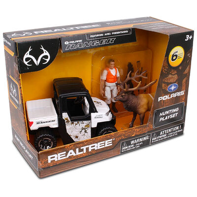 Nkok Realtree 6 Piece Polaris Ranger Elk Hunting Set