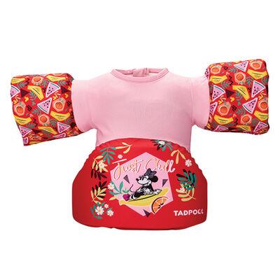 X2o Child Licensed Tadpool Life Vest Minnie Mouse