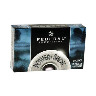 Federal Power-Shok Buckshot 12GA 2.75