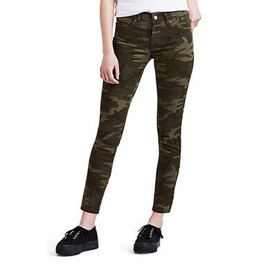 Levi's Women's Levi 711 Camo Jeans