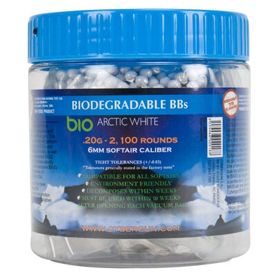 Softair Biodegradable Bb's