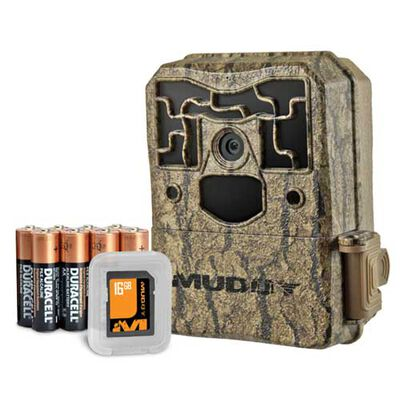 Muddy Pro-Cam 20 Game Camera Bundle