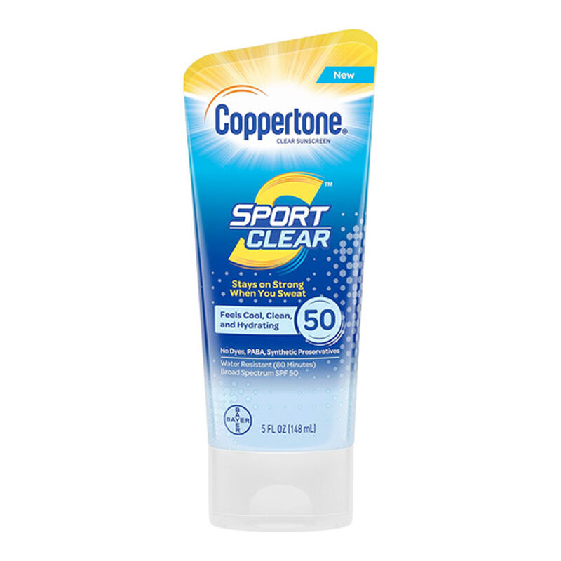 Sport Continuous Clear Sunscreen Spray SPF 50, , large image number 0