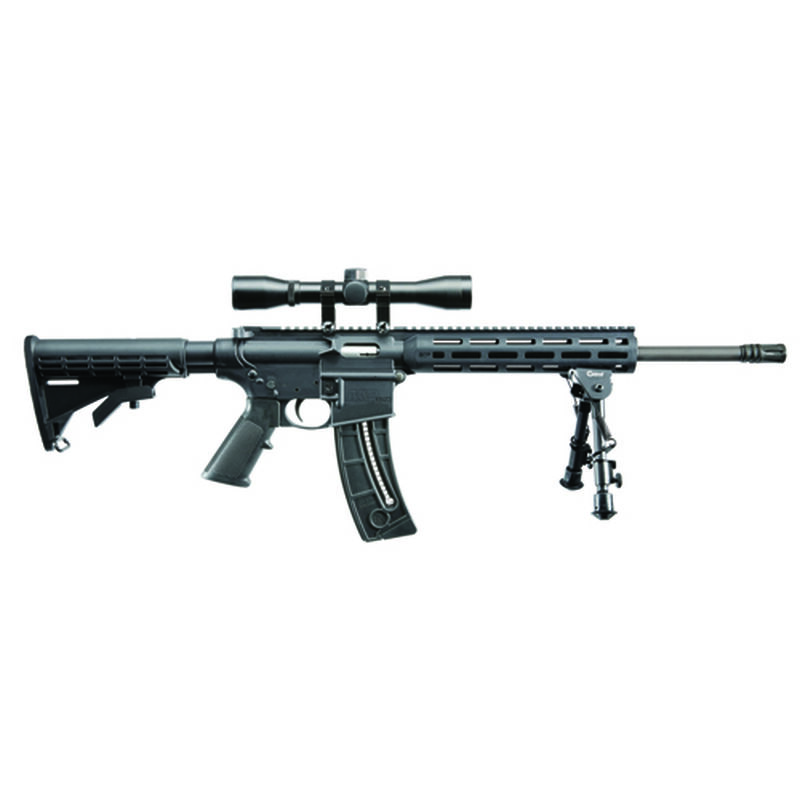 M&P 15-22 Sport Scope Semi-Auto Rifle Package, , large image number 0