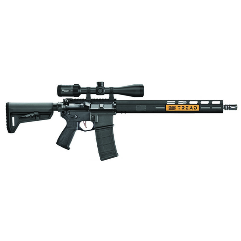 M400 Tread 5.56 Semi-Auto Scoped Rifle Package, , large image number 0