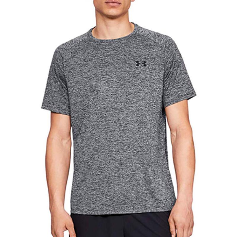Men's Short Sleeve 2.0 Tech Tee, Black, large image number 0
