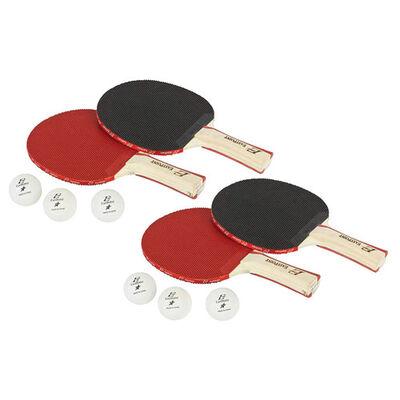 Eastpoint 4 Player Table Tennis Set
