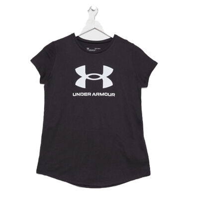 Under Armour Girls' Short Sleeve Live Graphic Tee