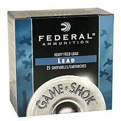 Federal Game Load 12GA 7.5