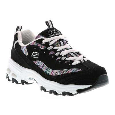 Women's D'Lites Interlude Wide Athletic Shoes, , large
