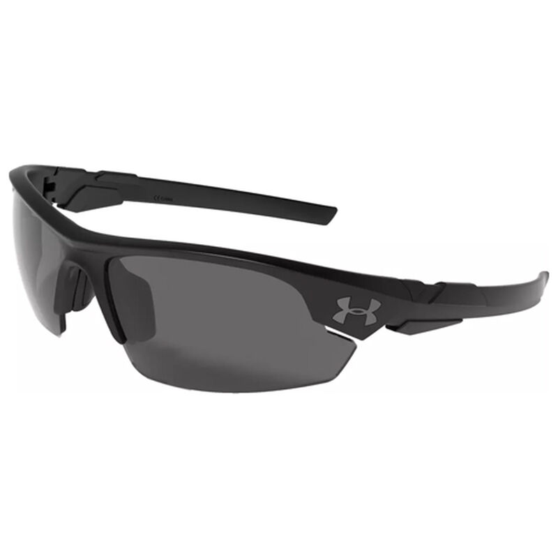 Youth Windup Sunglasses, Heather Gray, large image number 0